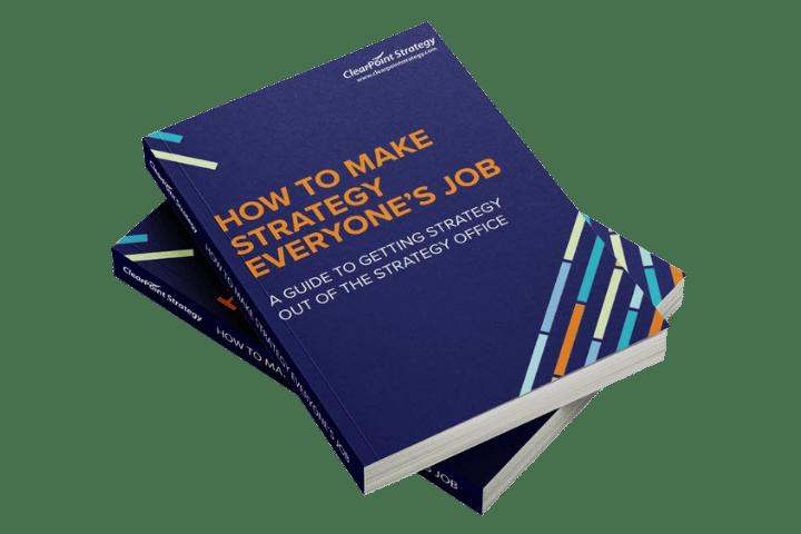 How To Make Strategy Everyone's Job