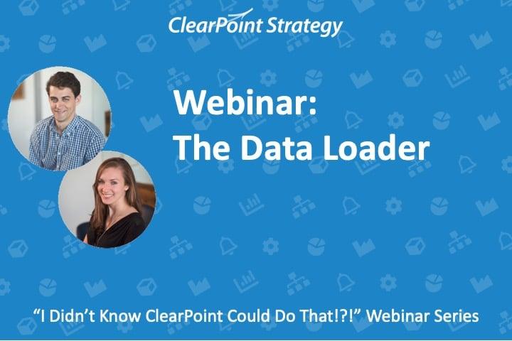 The Data Loader