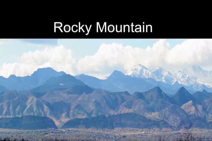 Rocky Mountains Municipal Webinar