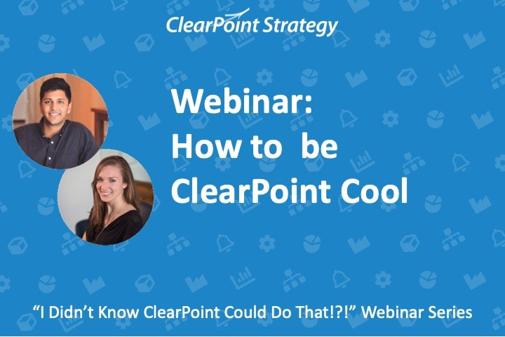 How to  be ClearPoint Cool