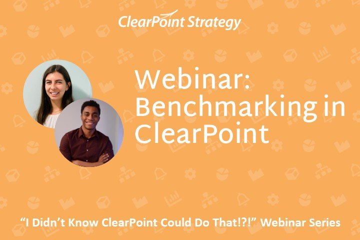 Benchmarking in ClearPoint
