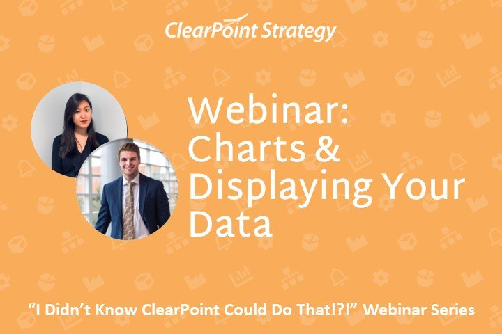 Charts & Displaying Your Data