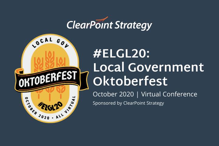 #ELGL20: Local Government Oktoberfest