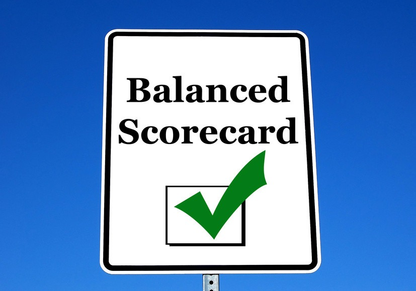 how to make a balanced scorecard for a company