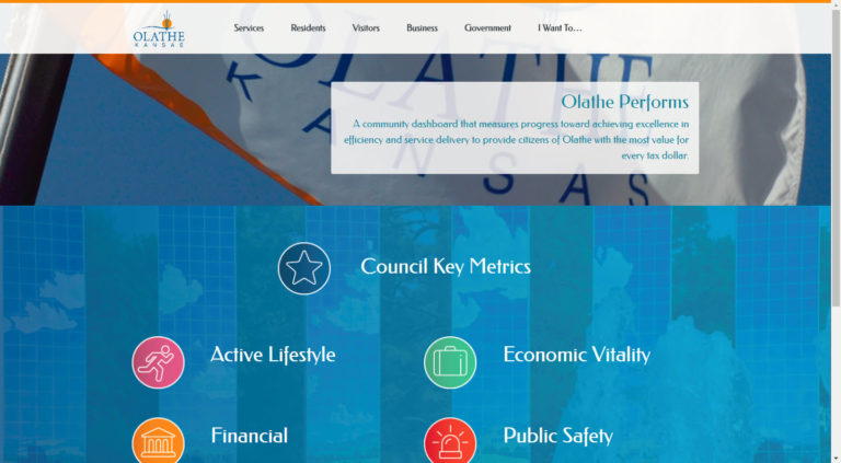 Balanced Scorecard For Government: A Real Life Example