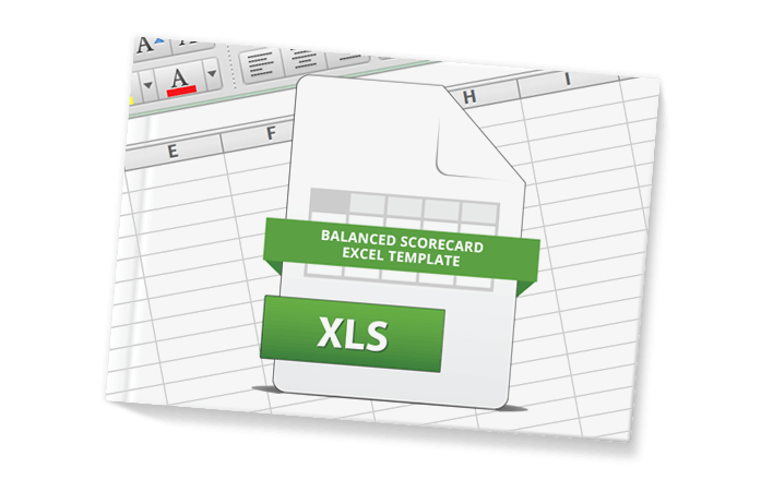 Balanced Scorecard Excel Template
