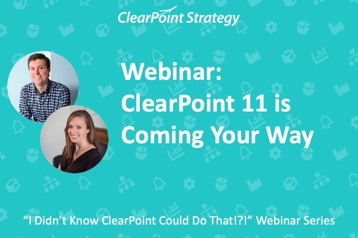 ClearPoint 11 is Coming Your Way