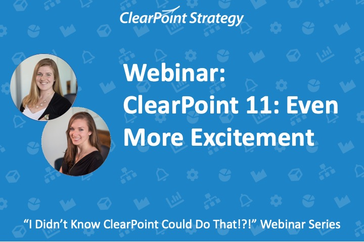 ClearPoint 11: Even More Excitement
