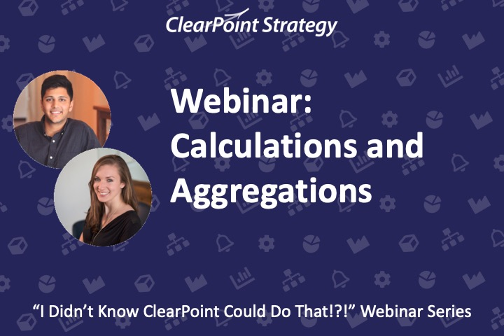 Calculations and Aggregations