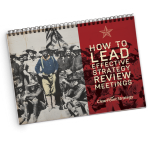 How To Lead Effective Strategy Review Meetings