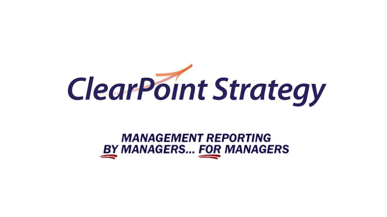 ClearPoint Strategy: Management Reporting Made Easy