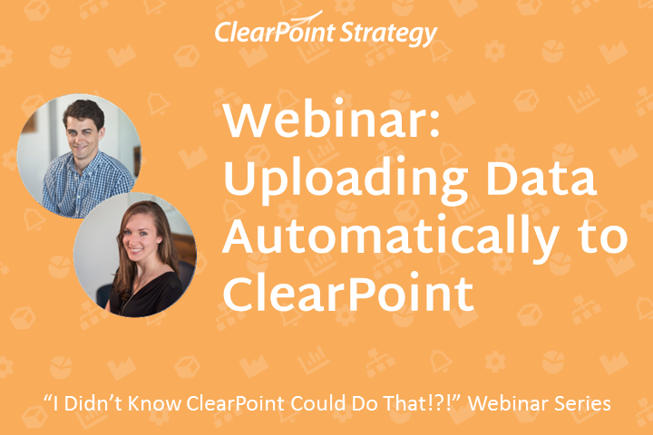 Uploading Data Automatically to ClearPoint