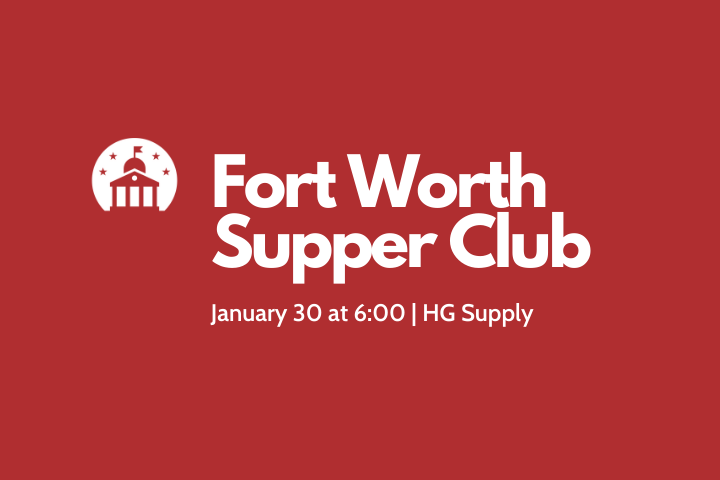 ELGL Supper Club: Fort Worth