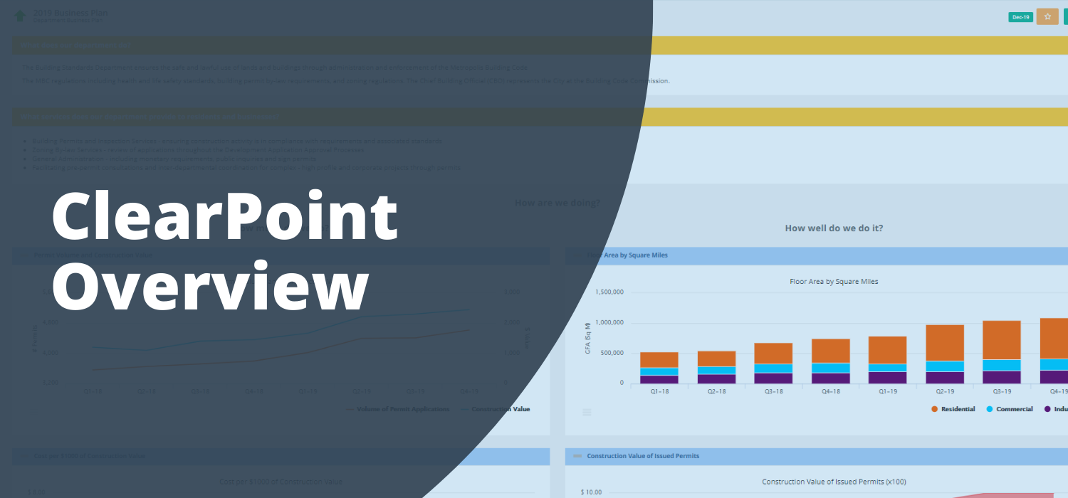 Chapter 1: ClearPoint Overview