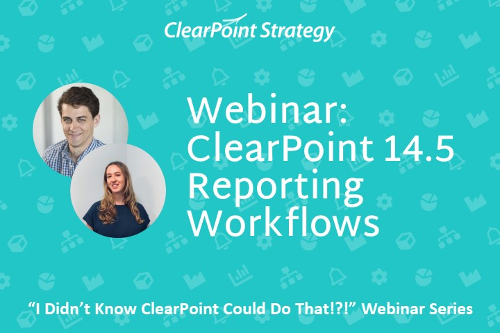 14.5 Reporting Workflows