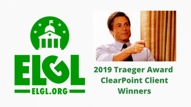 ClearPoint Customers Recognized as Local Government Leaders