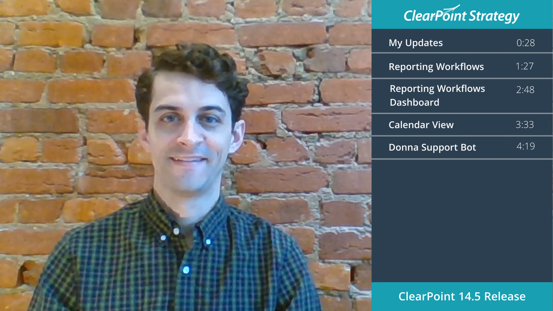 ClearPoint 14.5 Features