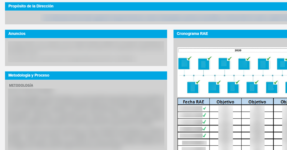 Pampa Energia Home Page screenshot in ClearPoint