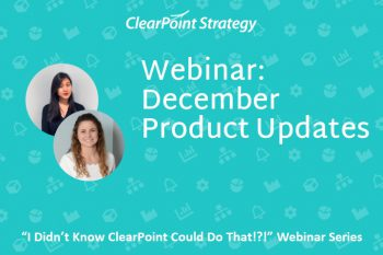 December Product Updates