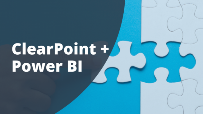 From Insight to Action: ClearPoint & Power BI
