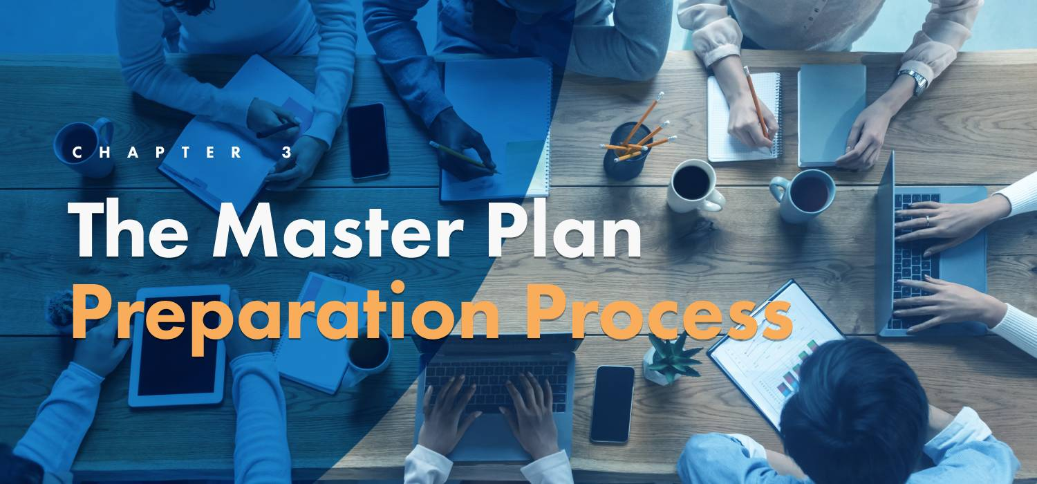 The Master Plan Preparation Process - ClearPoint Strategy
