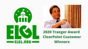 ELGL Traeger Awards – The Most Wonderful Time of the Year!